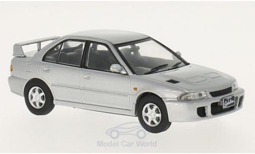 Mitsubishi Lancer 1/43 GTI Collection Evo 1 grise 1992 miniature