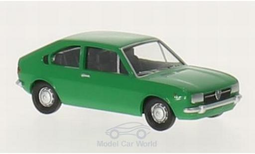 Alfa Romeo Alfasud 1/87 Herpa green diecast model cars