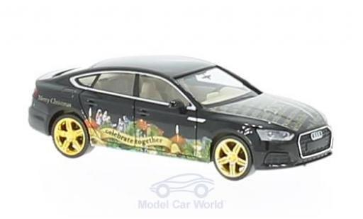 Audi A5 1/87 Herpa Sportback 2017 Herpa Weihnachts-PKW miniature
