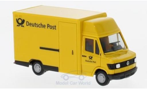 Mercedes 207 1/87 Herpa D Kögel Deutsche Post miniature