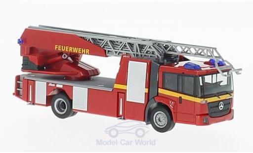 Mercedes Econic 1/87 Herpa Metz Drehleiter L 32 XS Feuerwehr miniature