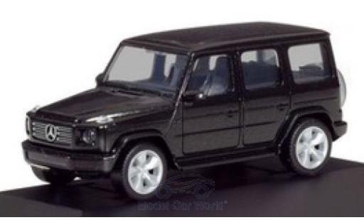 Mercedes Classe G 1/87 Herpa Brabus noire miniature