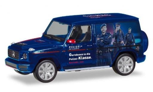 Mercedes Classe G 1/87 Herpa G-Modell Polizei Österreich (A) miniature