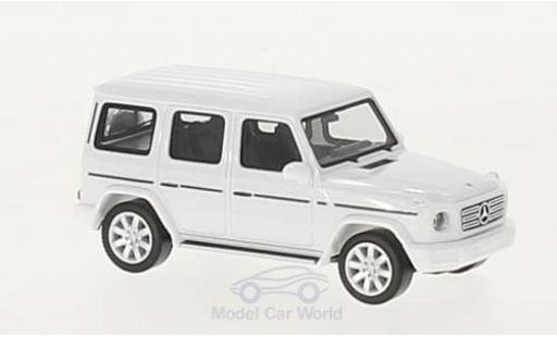 Mercedes Classe G 1/87 Herpa G-Modell blanche miniature