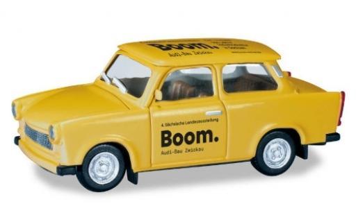 Trabant 601 1/87 Herpa S Boom / 4. Sächsische Landesausstellung miniature