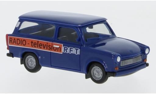 Trabant 601 1/87 Herpa Universal RFT Radio-Television miniature
