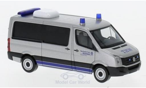 Volkswagen Crafter 1/87 Herpa Bus FD MTW ESS THW Achim diecast