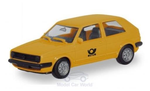 Volkswagen Golf 1/87 Herpa II Post miniature