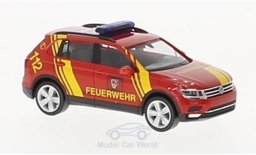 Volkswagen Tiguan 1/87 Herpa Feuerwehr Goslar miniature