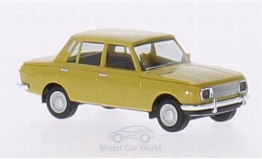 Wartburg 353 1/87 Herpa jaune 1966 miniature