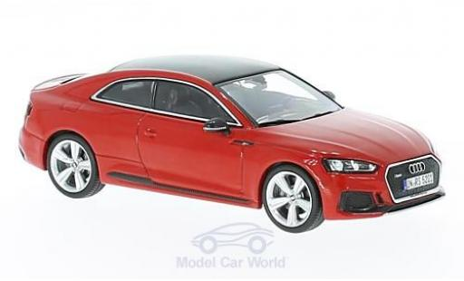 Audi RS5 1/43 I iScale RS 5 Coupe rouge miniature
