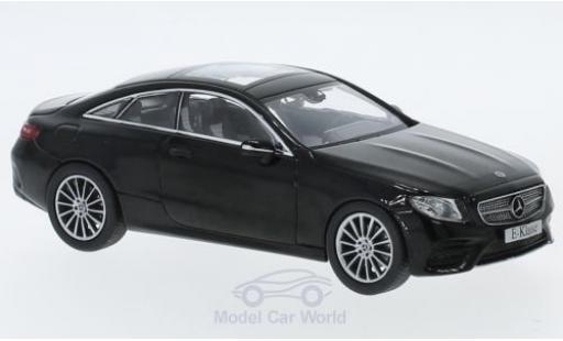 Mercedes Classe E 1/43 iScale Coupe (C238) noire 2016 miniature