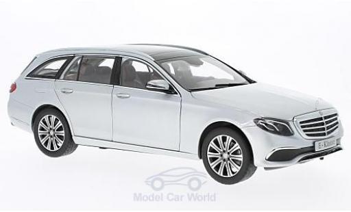 Mercedes Classe E 1/18 iScale (S213) grise miniature