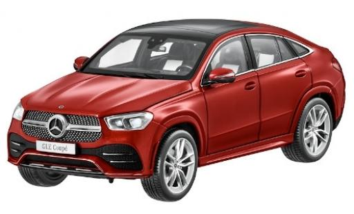 Mercedes Classe GLE 1/18 iScale GLE Coupe (C167) metallise rouge miniature