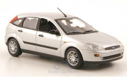 Ford Focus 1/43 Minichamps MkI grey 1998 diecast model cars