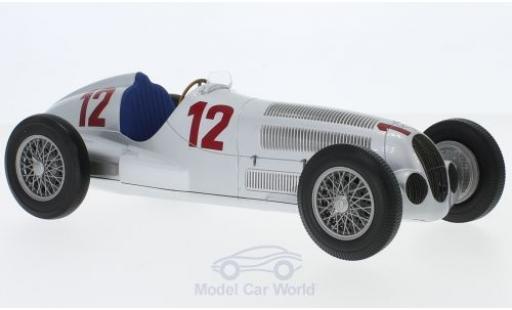 Mercedes W 125 1/18 Minichamps No.12 Formel 1 GP Deutschland 1937 R.Caracciola miniature