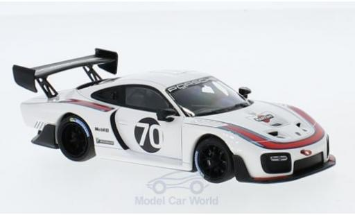 Porsche 991 GT2 RS 1/43 Minichamps 935 2018 Basis 911 (.II) diecast model cars