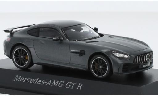 Mercedes AMG GT 1/43 Norev R (C190) matt-grise miniature