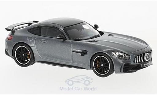 Mercedes AMG GT 1/43 Norev -R matt-grey diecast model cars