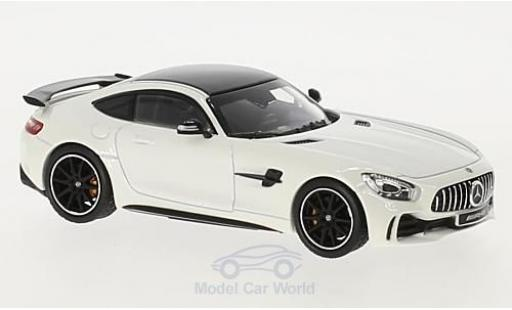 Mercedes AMG GT 1/43 Norev R blanche miniature