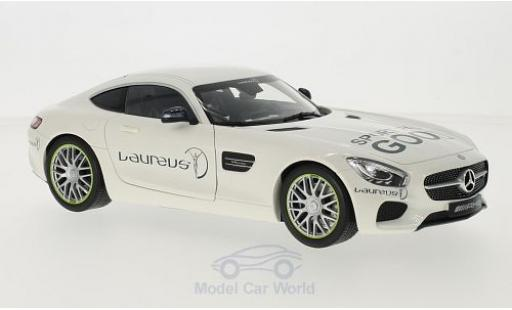 Mercedes AMG GT 1/18 Norev S (C190) Laureus Sport For Good miniature