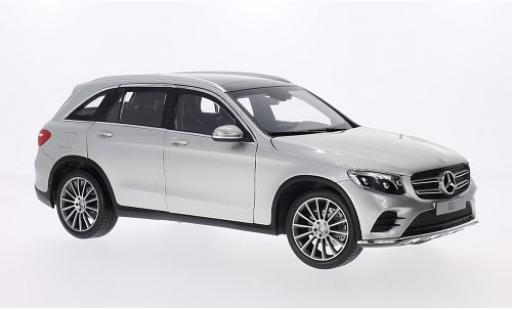 Mercedes Classe GLC 1/18 I Norev GLC grise miniature