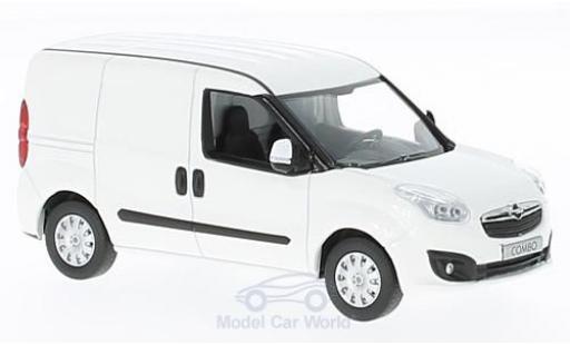 Opel Combo 1/43 Norev D blanche miniature