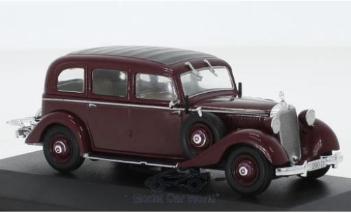 Mercedes 260 1/43 Pct D (W138) rouge 1936 miniature