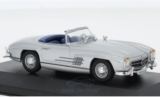 Mercedes 300 1/43 Pct SL Roadster (W198) grise 1957