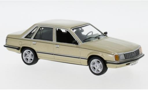 Opel Senator 1/43 I Schuco A 2.8 S metallise beige 1978 miniature