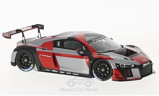 Audi R8 1/43 Spark LMS Sport 2017 Presentation warpaint modellino in miniatura