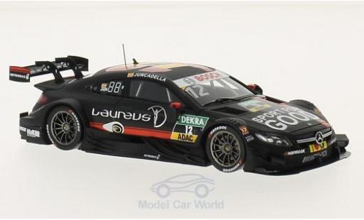 Mercedes Classe C DTM 1/43 Spark AMG C63 DTM No.12 Laureus Sport For Good DTM 2016 D.Juncadella miniature