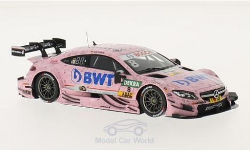 Mercedes Classe C DTM 1/43 Spark AMG C63 DTM No.8 BWT DTM 2016 C.Vietoris diecast