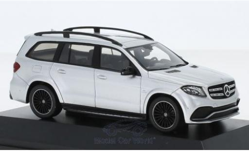 Mercedes Classe S 1/43 Spark AMG GLS 63 grey diecast model cars