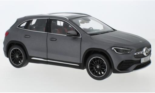Mercedes Classe GLA 1/18 I Z Models GLA (H247) matt-grise 2020 miniature