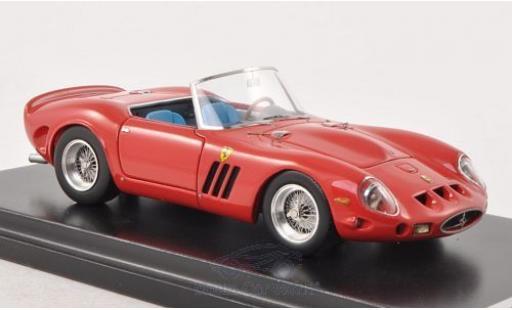Ferrari 250 Spyder 1/43 Ilario GTO Spyder rouge miniature
