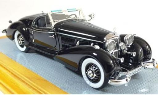 Mercedes 540 1/43 Ilario K Spezial Roadster noire 1939 sn408383 miniature
