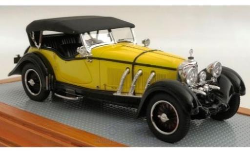 Mercedes Classe GLA 1/43 Ilario S-Type 26/180 Sports Tourer Buhne jaune/noire 1928 sn35920 Gläser miniature