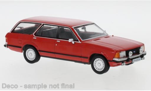 Ford Granada 1/43 IXO MK II Turnier 2.8i GL rouge 1978 miniature