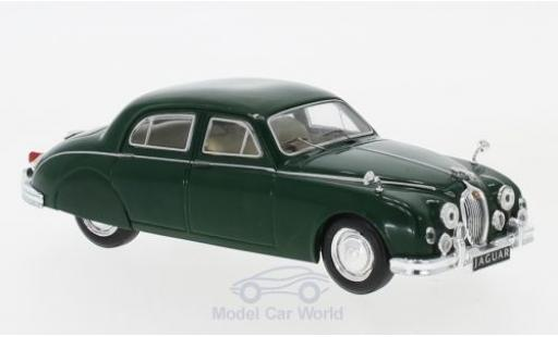Jaguar MK 9 1/43 IXO I verte RHD 157 miniature