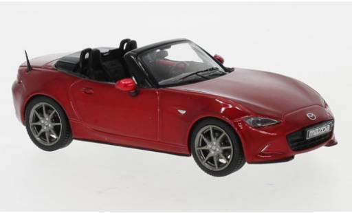 Mazda MX 1/43 IXO -5 Roadster Selection (ND) metallise red 2016