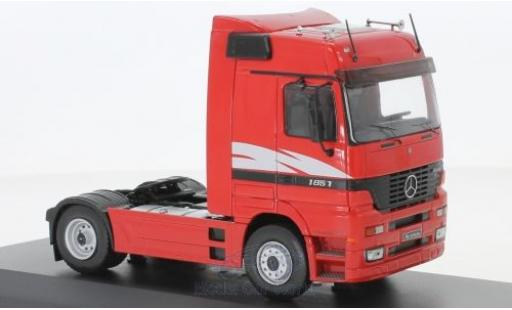 Mercedes Actros 1/43 IXO MP 1 rouge 1995