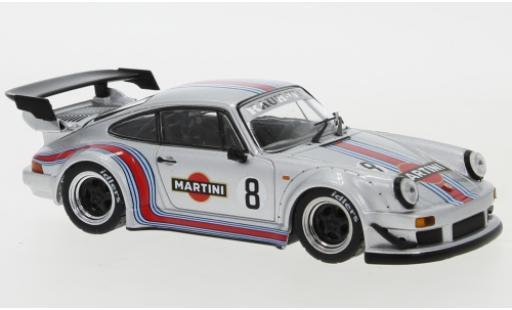 Porsche 930 RWB 1/43 IXO 911  Martini RAUH-Welt miniature