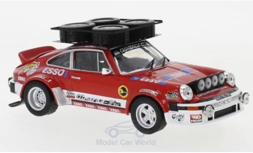 Porsche 911 1/43 IXO SC Gr.4 Rallye Monte Carlo 1980 Service Car miniature