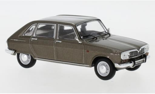 Renault 16 1/43 IXO metallise marron 1969 miniature