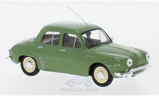 Renault Dauphine 1/43 IXO verte 1961 miniature