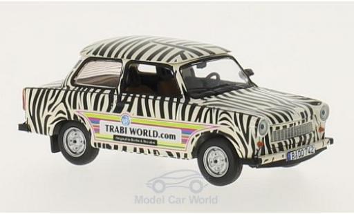 Trabant 601 1/43 IXO TrabiWorld.com 1970 miniature