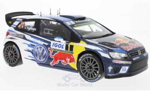 Volkswagen Polo 1/18 IXO R WRC No.1 Motorsport Red Bull Rallye WM Tour de Corse 2016 S.Ogier/J.Ingrassia miniature
