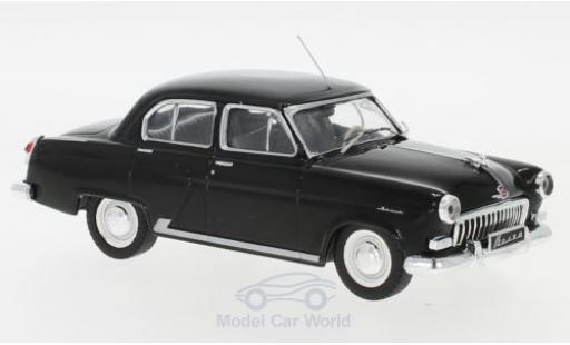 Wolga M21 1/43 IXO black 1960 diecast model cars