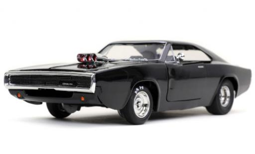 Dodge Charger 1/24 Jada Tuning black Fast & Furious